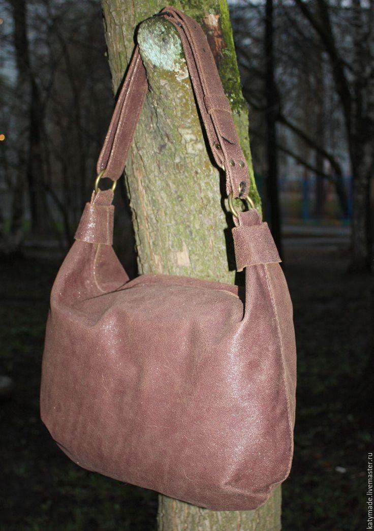 """Купить """"Приятельница"""" женская сумка из натуральной кожи - сумка женская, сумка из кожи, сумка повседневная"""