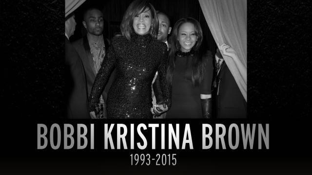 Bobby Brown and Whitney Houston's daughter, Bobbi Kristina, has died at the age of 22. RIP Bobbi Kristina Brown.