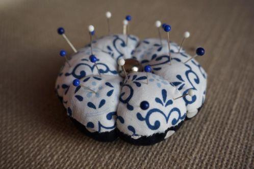 Cute handmade pincushion!