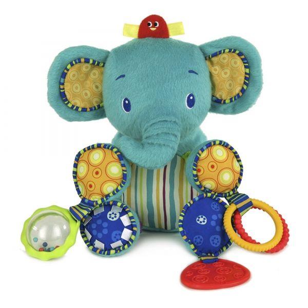 colegui divertido elefante colgante bebe bright starts