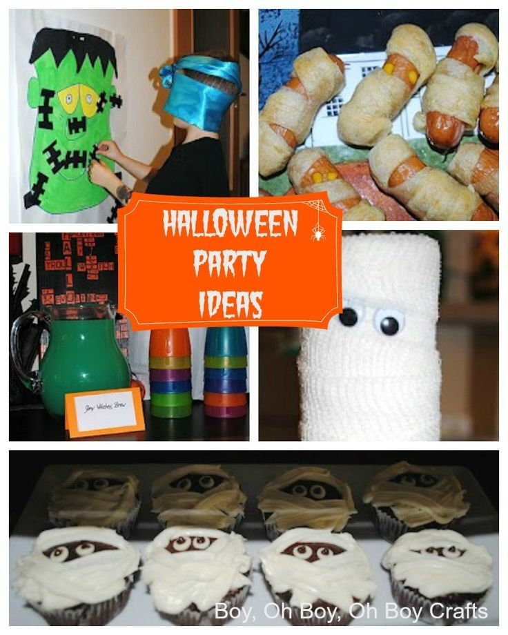 Tons of fun, Halloween Party Ideas