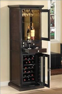 wine fridge cabinet 17 best images about wine cooler wall ideas on 29305