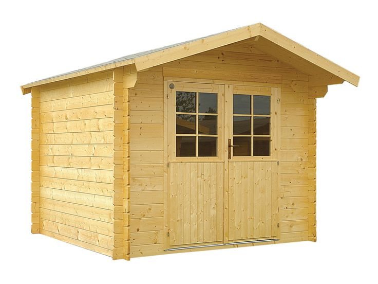 Prefab Wooden Shed Kit For Sale From bzbcabinsandoutdoors.net Solid wood cabin kits for, hunting, fishing,camping, guesthouse or garden cabin.