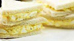 mini sandwich recipe - YouTube