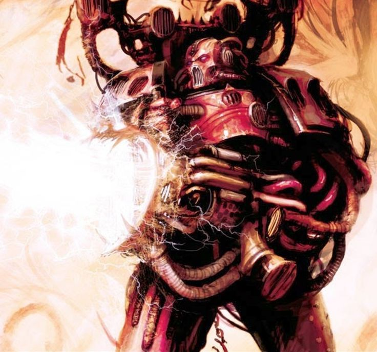 Emperor's children noise marine from the chaos space marine codex