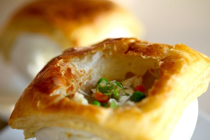 Beth's Homemade Chicken Pot Pie Recipe  | ENTERTAINING WITH BETH