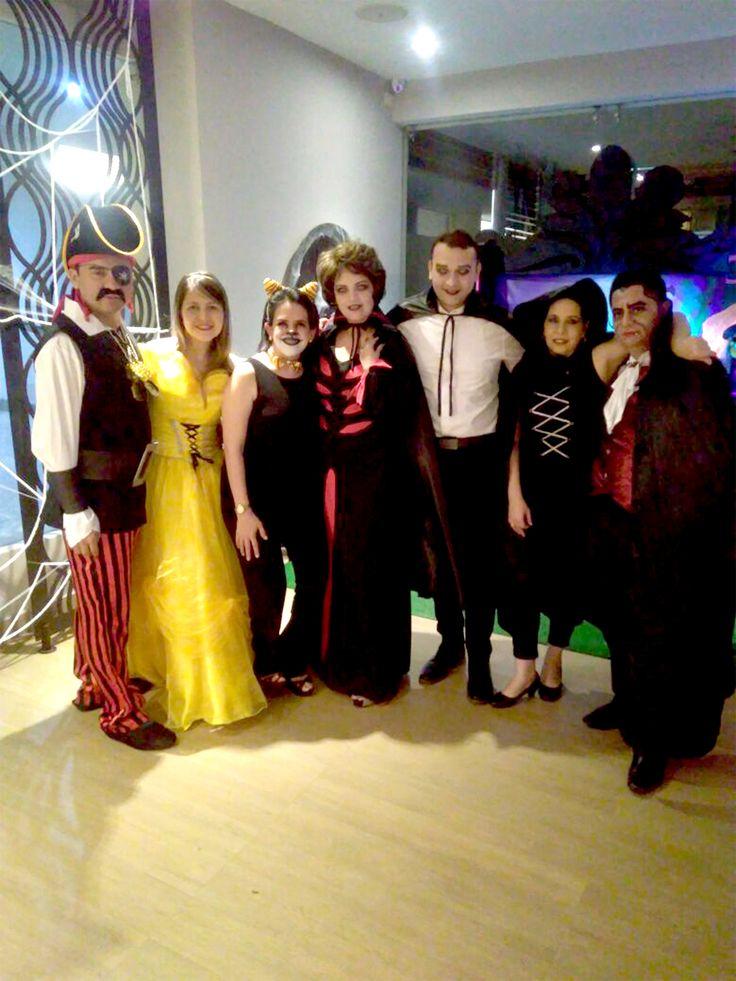 Así se vivió el #HalloweenParty en el Restaurante la Galería del Hotel Arizona Suites Cúcuta #Cucuta #Colombia