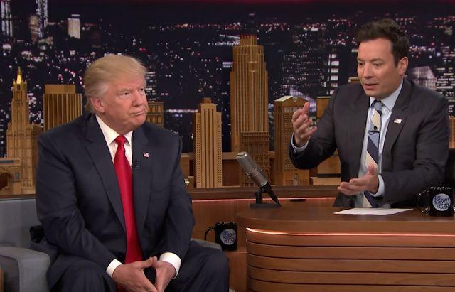 Nonverbal Communication Analysis No. 3694: Donald Trump, Jimmy Fallon and Messing Up Hair - Body Language and Emotional Intelligence (VIDEO, PHOTOS) http://www.bodylanguagesuccess.com/2016/09/nonverbal-communication-analysis-no_16.html
