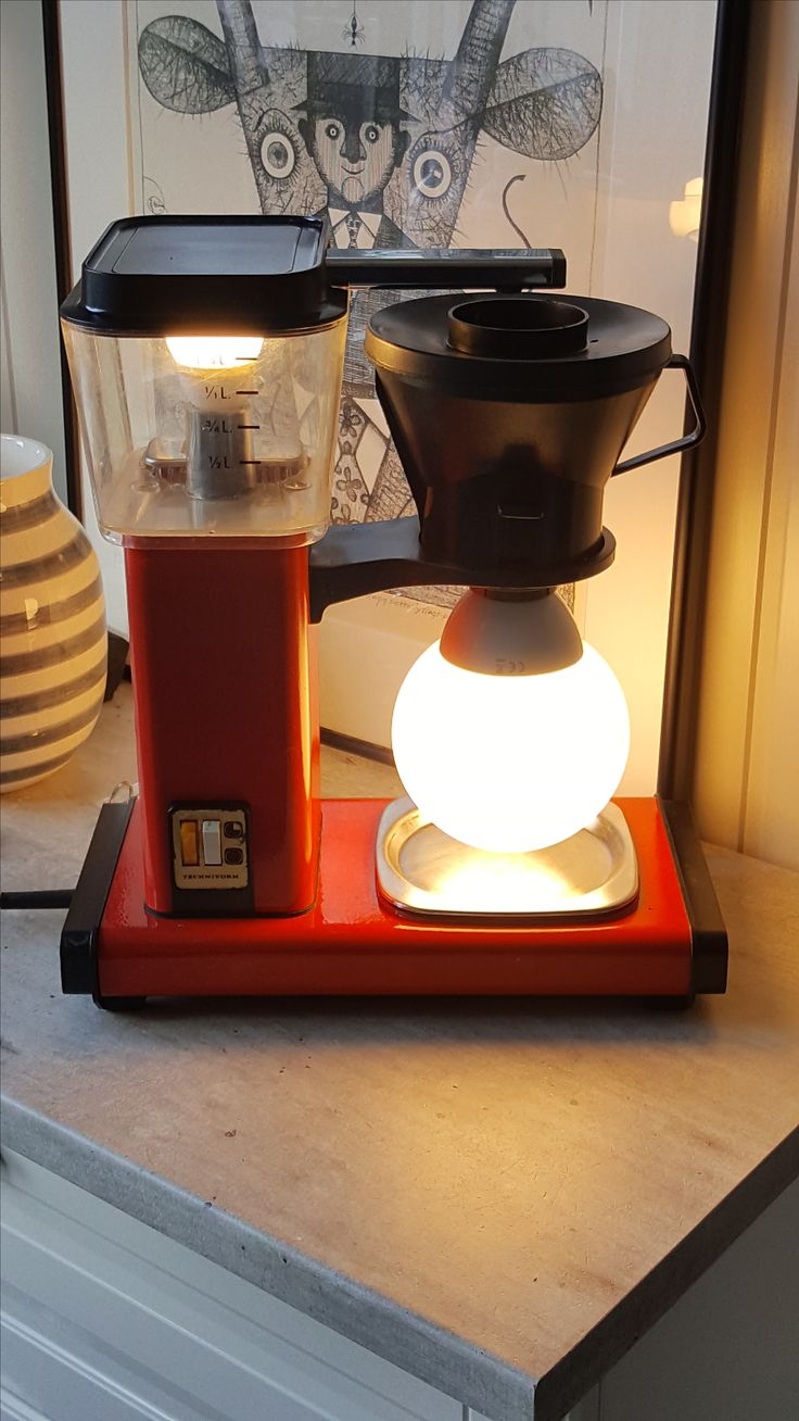 Mocca Lamp
