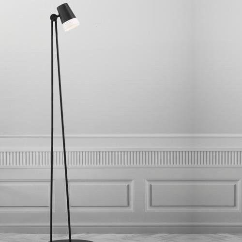 Sonate / LED Stehleuchte / Schwarz  22786