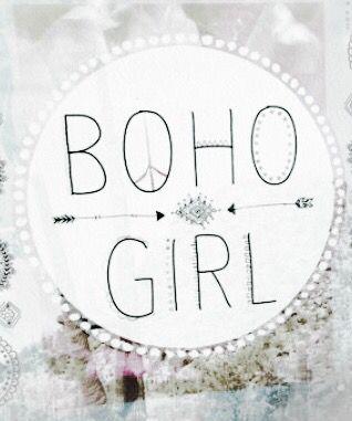 ☮ American Hippie Bohéme Boho Style ☮ Boho Girl