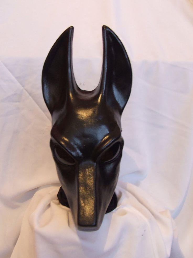25 best ideas about anubis mask on pinterest anubis. Black Bedroom Furniture Sets. Home Design Ideas