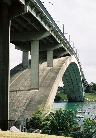Gladesville Bridge, Sydney, New South Wales, Australia #Gladesville #RydeLocal #CityofRyde