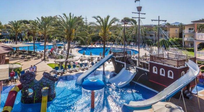 ¿Cuáles son los mejores hoteles para niños en España? Te traemos una selección de 15 hoteles familiares de España pensados para viajar con niños.