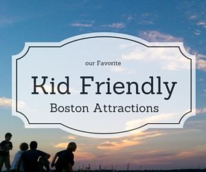 Check out our favorite things to do in Boston with kids. Save on admission to these popular family friendly attractions & more!