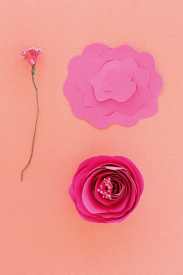 How to make a paper rose | Mollie Makes 52