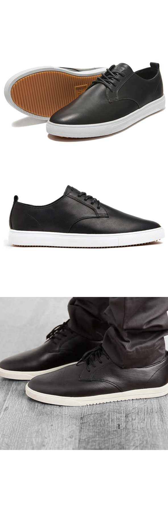 ELLINGTON SP from Clae is a laced design.