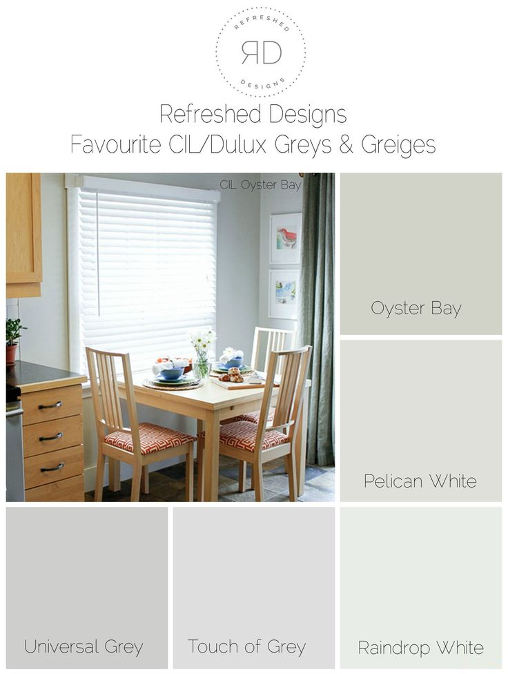 RD favourite CIL/Dulux Greys - best greys and greiges to outlast the trend
