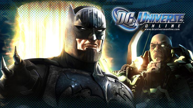 Видео одной из бесплатных игр на PS4 в  PS Store -  DC Universe Online