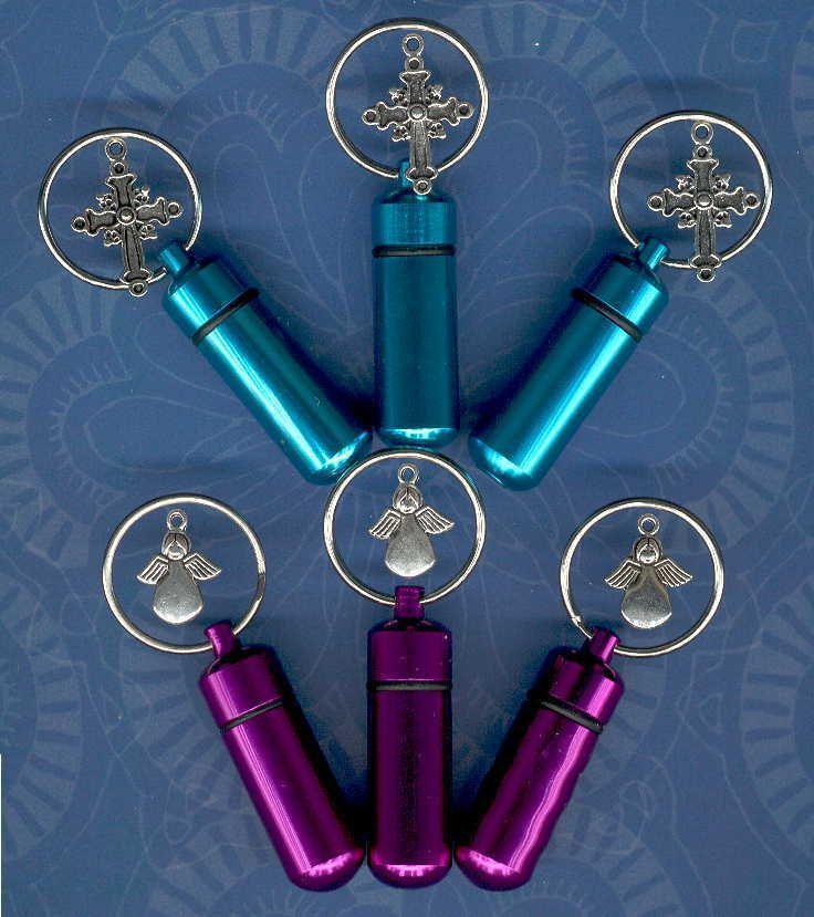 P6U,Cremation Jewelry,Memorial Urn,Keepsake Urn,Cremation Urn,Key Chain Urn #KeepsakeCremationUrns