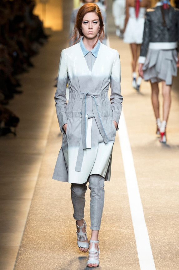 Fendi Spring 2015 RTW – Runway – Vogue