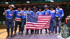 Professional Bull Riders - Team USA wins Inaugural PBR Global Cup