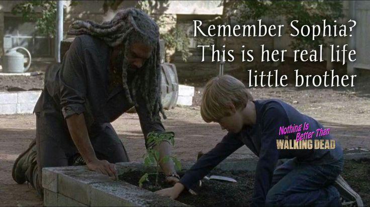 The Walking Dead, season 7, episode 13, Bury Me Here
