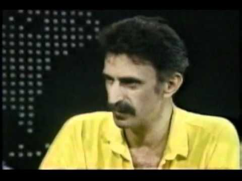 Frank Zappa on Larry King Live (FULL)
