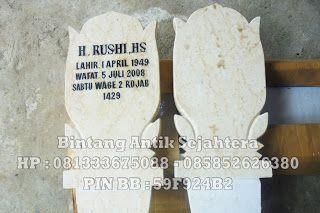Batu Nisan Marmer