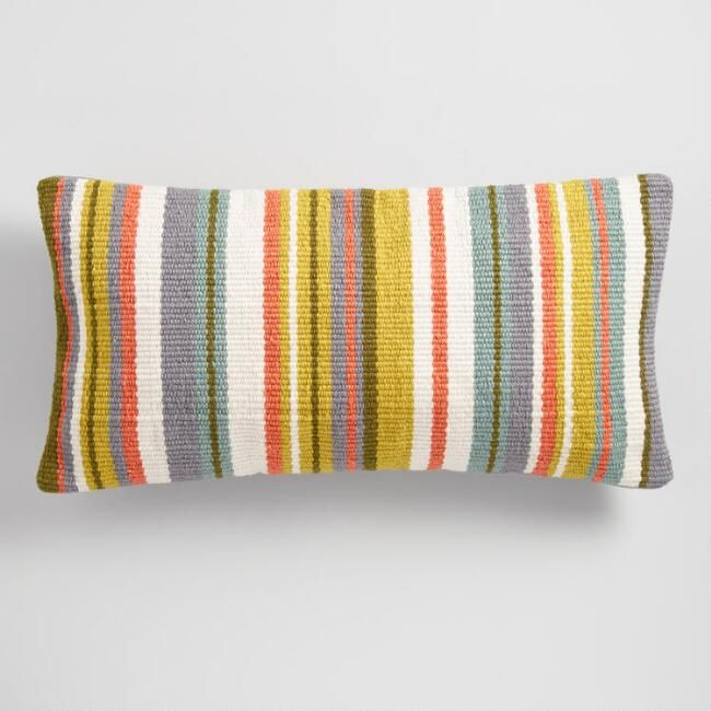 Featuring Colorful Stripes That Are Evocative Of Summertime Our