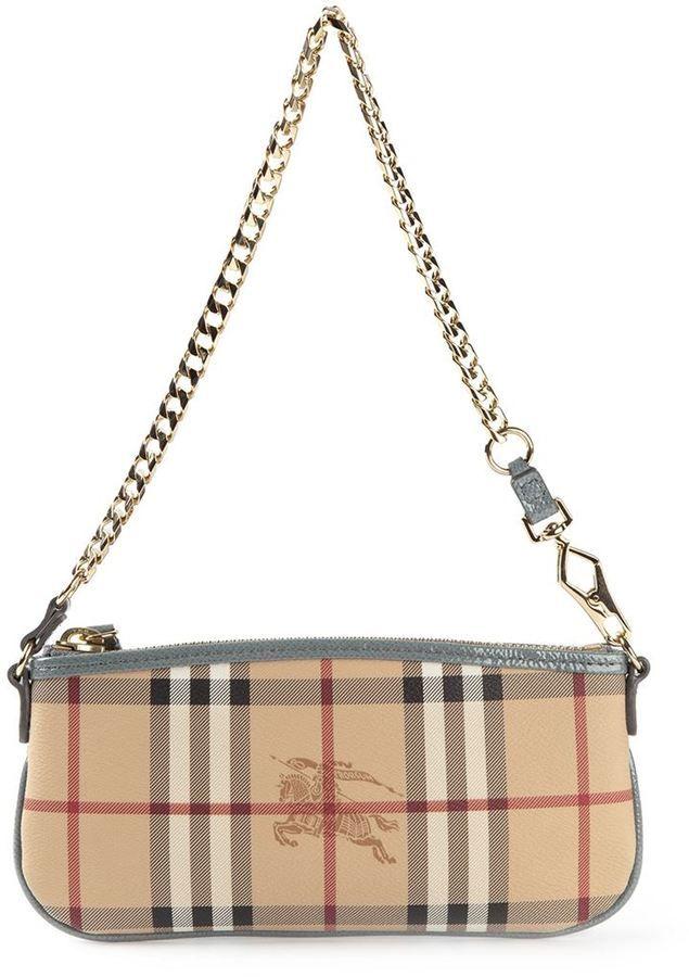 Burberry 'Clara' clutch on shopstyle.com
