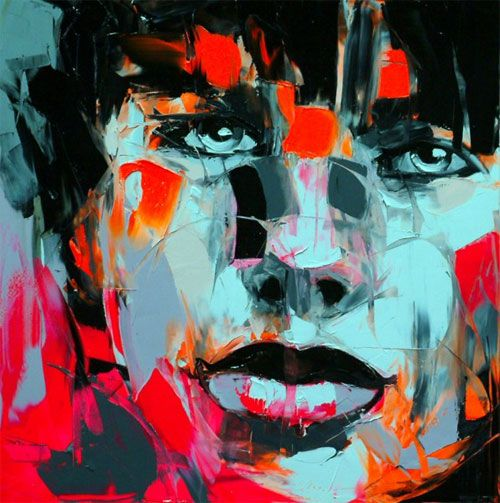 Painting collections of FRANÇOISE NIELLY
