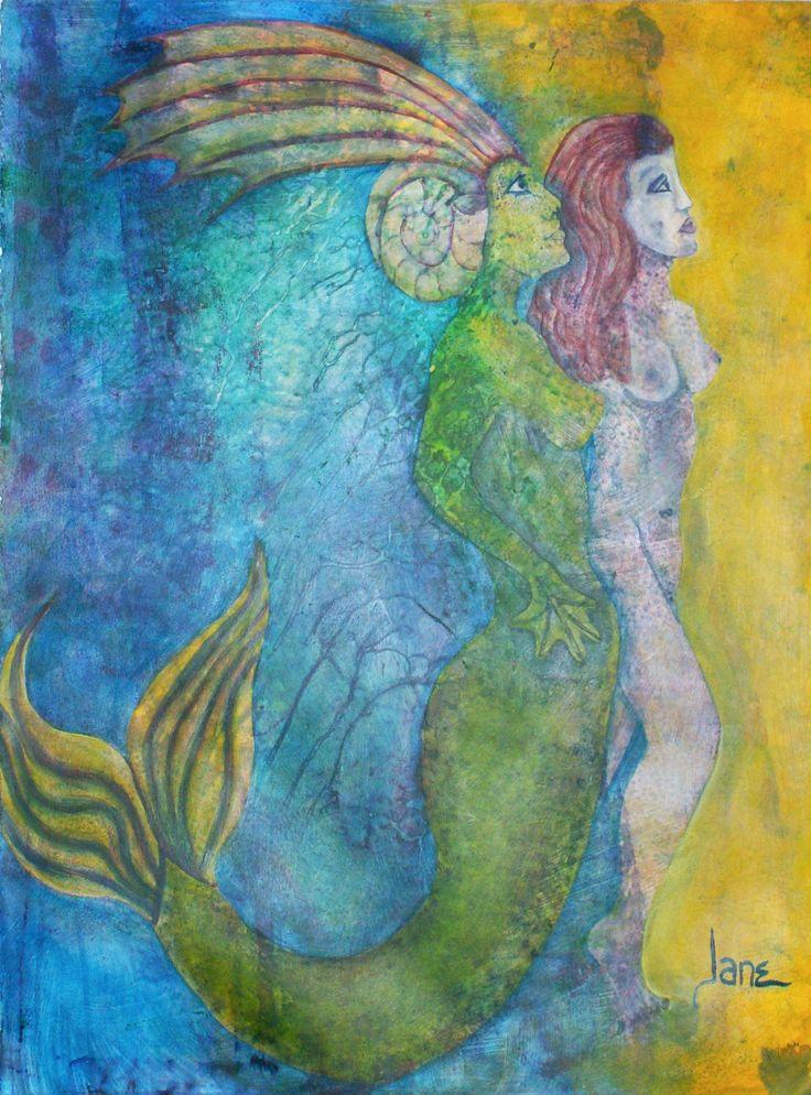 mermaid morph