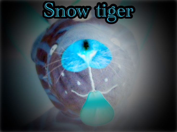 I love my tiger