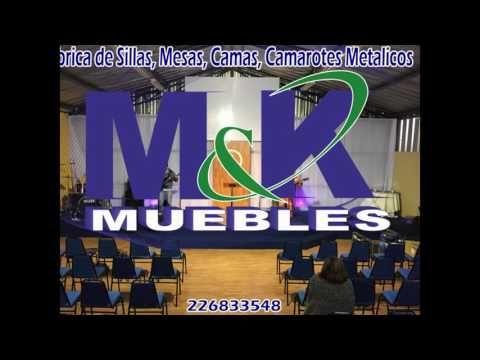SILLAS MESAS CAMAS CAMAROTES MUEBLES METALICOS - 226833548