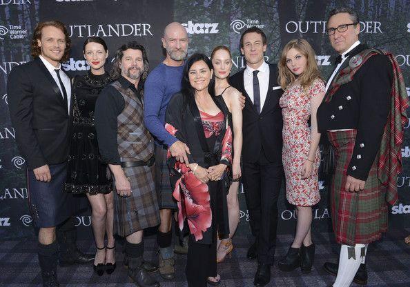 "Sam Heughan Pictures - Starz Series ""Outlander"" Premiere - Comic-Con International 2014 - Zimbio"