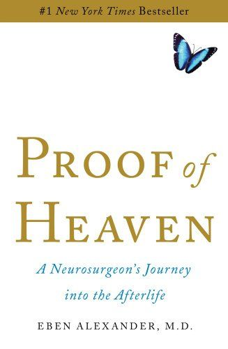 """It was beyond description."" - Dr. Eben Alexander explains that he has proof that heaven exists in his best-selling book. Read more here! #mixingcakes"