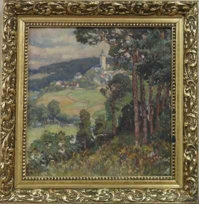 Ota Bubeníček - Pohled do kraje