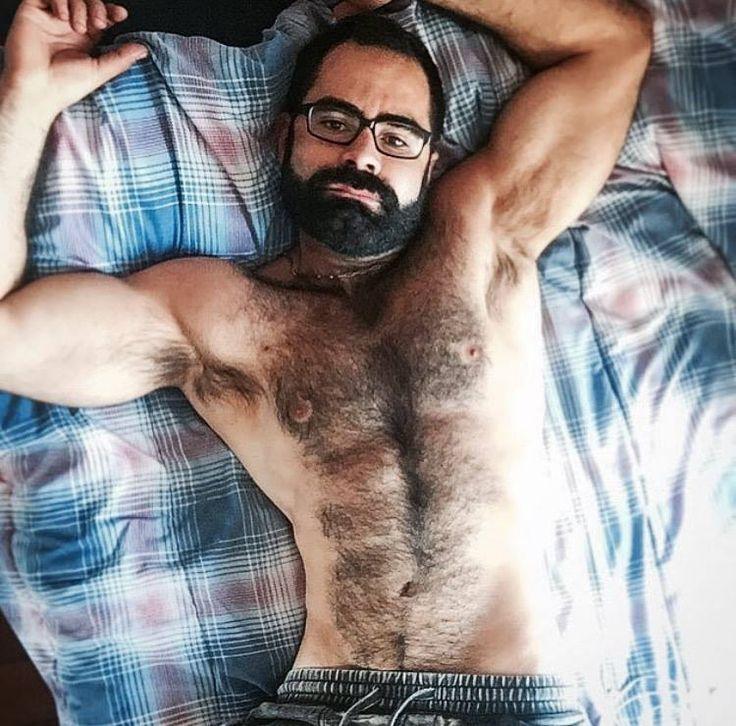 Muscle hairydaddy : Photo