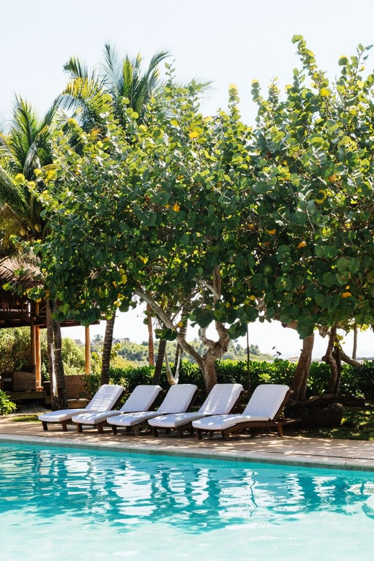 Hotel Esencia (Playa del Carmen, Mexico) #Jetsetter