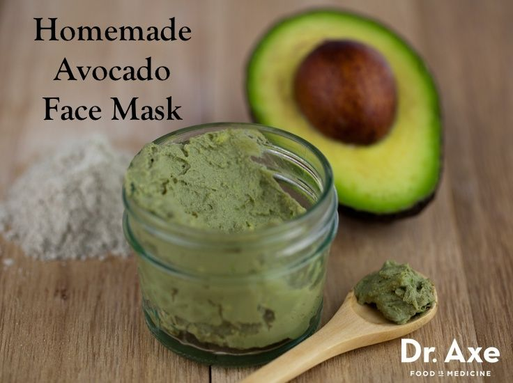 This homemade avocado mask is hydrating and helps restore a youthful glow to your skin! It kills acne causing bacteria while providing essential nutrients.