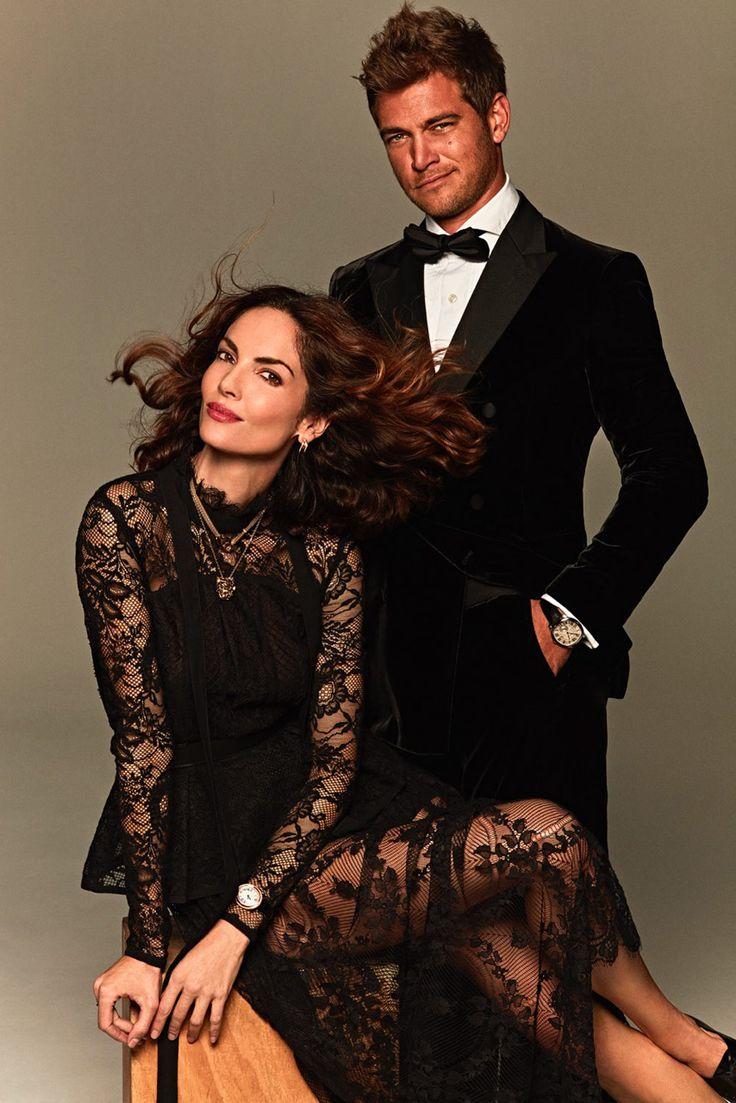 Con Julio Benítez vestidos de fiesta