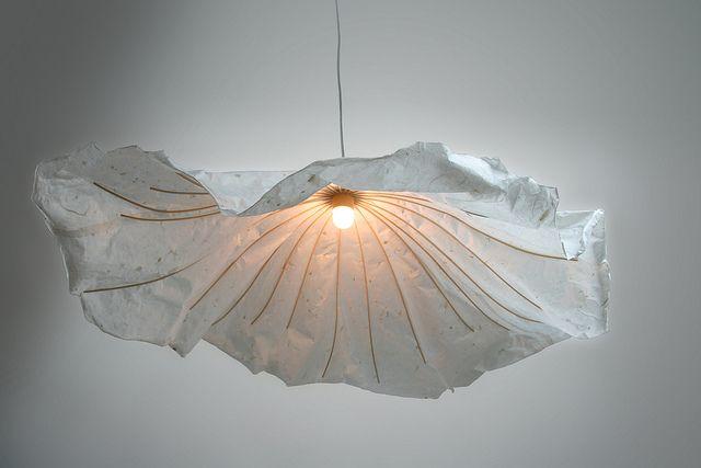 Rice Paper lamps