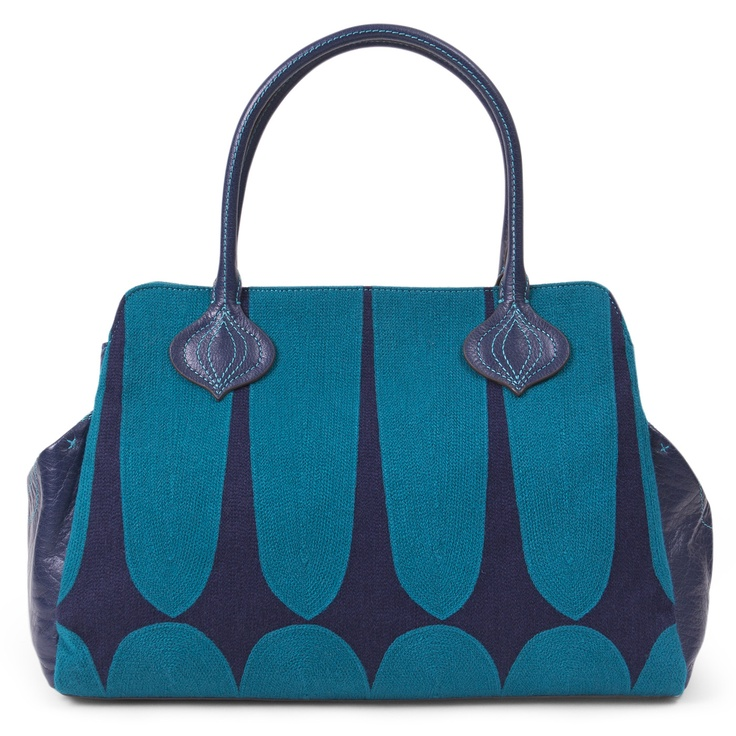 Jonathan Adler Dauphine Diamonds Handbag