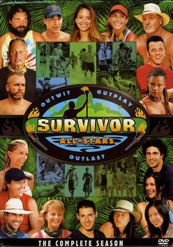 Survivor All Stars: The Complete Season (Full Frame)
