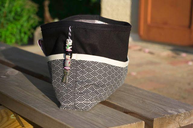 [Couture] Organisateur de sac