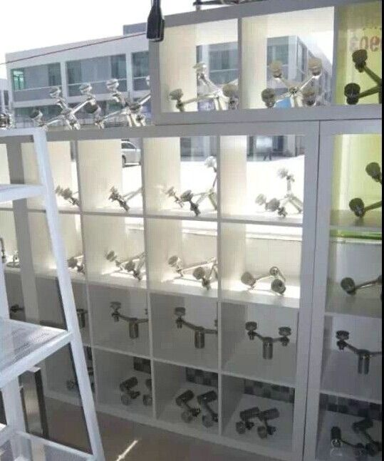 Image Result For Glass Fin Spider Fitting Glass Curtain Glass
