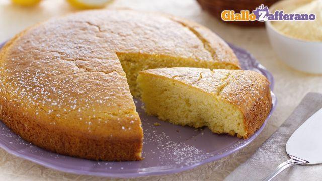 Torta//farina di mais