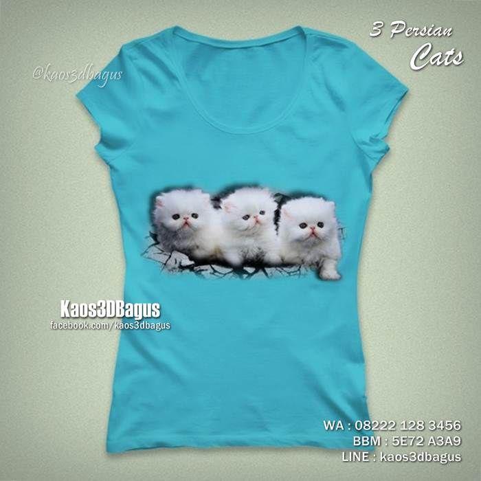 Kaos GAMBAR ANAK KUCING, Kaos KUCING LUCU, Kaos 3D Gambar Kucing, Kaos Cewek KUCING, WA : 08222 128 3456, BBM : 5E72 A3A9, LINE : kaos3dbagus  https://kaos3dbagus.wordpress.com/2015/06/28/jual-kaos-3d-gambar-kucing-kaos-cat-lover-3d-kaos-pecinta-kucing/