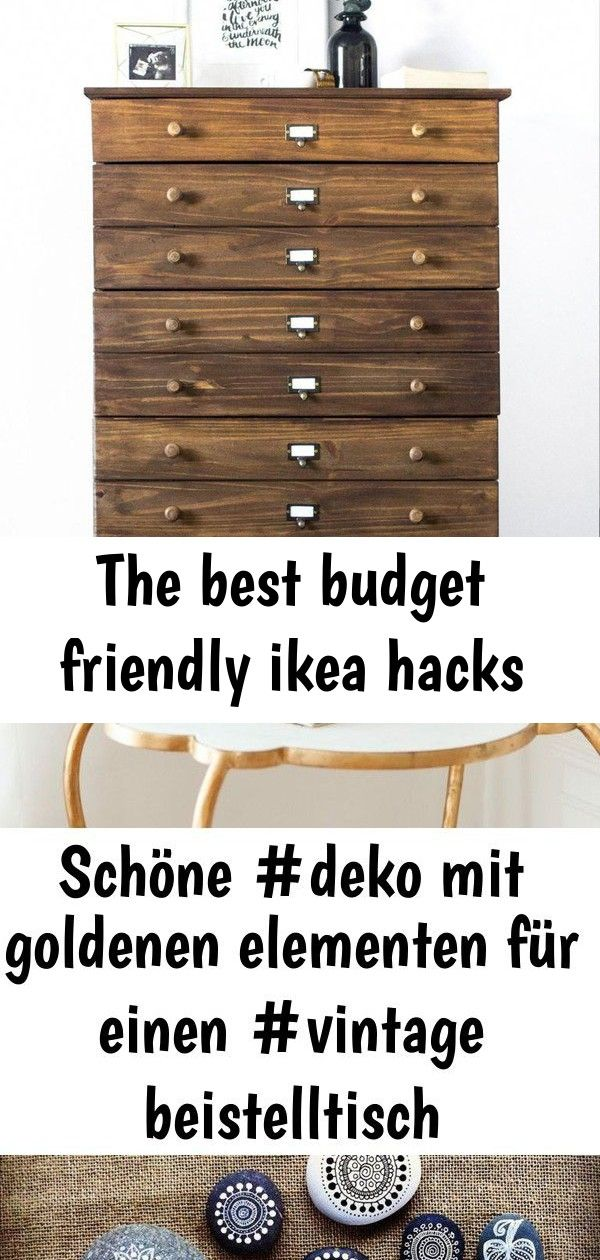 Decorating On A Budget Try These Fabulous Ikea Hacks The Cottage Market Incrediblebedroomideas Schone Deko Mit Goldenen Elemen Ikea Hack Ikea Best Budget